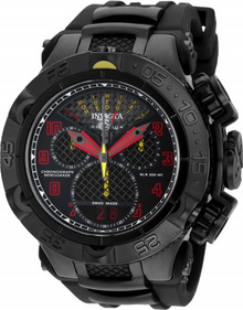 Invicta Men's 20221 Subaqua Quartz Multifunction Black Dial Watch