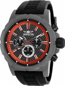 Invicta Men's 20452 TI-22 Quartz Multifunction Black Dial Watch