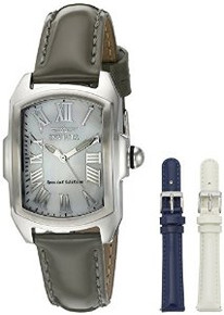 Invicta Women's 20456 Lupah Quartz 3 Hand White Dial Watch