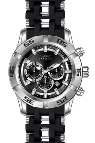 Invicta Men's 21816 Sea Spider Quartz Chronograph Black Dial Watch