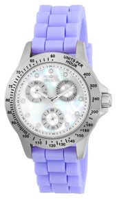Invicta Women's 21969 Speedway Quartz Chronograph White Dial Watch