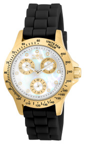 Invicta Women's 21973 Speedway Quartz Chronograph White Dial Watch