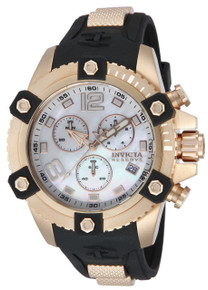 Invicta Men's 80367 Reserve Quartz Chronograph White Dial Watch