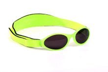 Baby Banz Adventure Banz Sunglasses Ages Lime Green