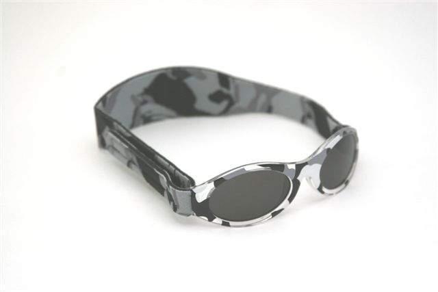 301f72741815 Baby Banz Adventure Banz Sunglasses Ages Urban Grey Camo - Bebeprecious