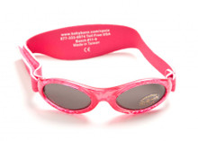 Baby Banz Adventure Banz Sunglasses Ages Red Leaf