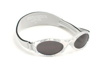 Baby Banz Adventure Banz Sunglasses Ages Silver Damask
