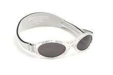 Baby Banz Adventure Banz Sunglasses Ages Silver Damask
