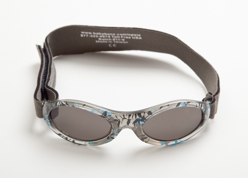 ca4473e22407 Baby Banz Adventure Banz Sunglasses Ages Camo Bloom - Bebeprecious