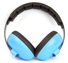 Baby Blue Earmuffs by Baby  Banz