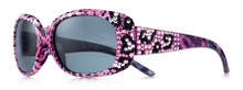Safari pink Junior BanZ - Ages 4-10 - Jimmy Crystal