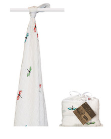 Snuggle Bug organic swaddle by Aden and Anais