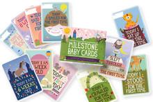 Milestones Baby Cards