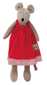 Moulin Roty NINI The Mouse La Grande Famille 20 inches