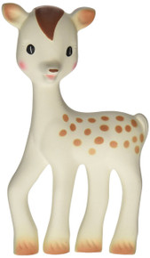 Fanfan The Fawn Sophie's Friend Teether Squeak Toy By Vulli