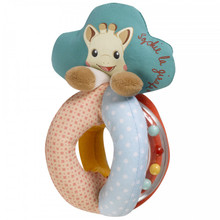 Sophie the giraffe Ball-point Rattle by Vulli