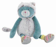 Moulin Roty - Petit chat bleu, Les Pachats,