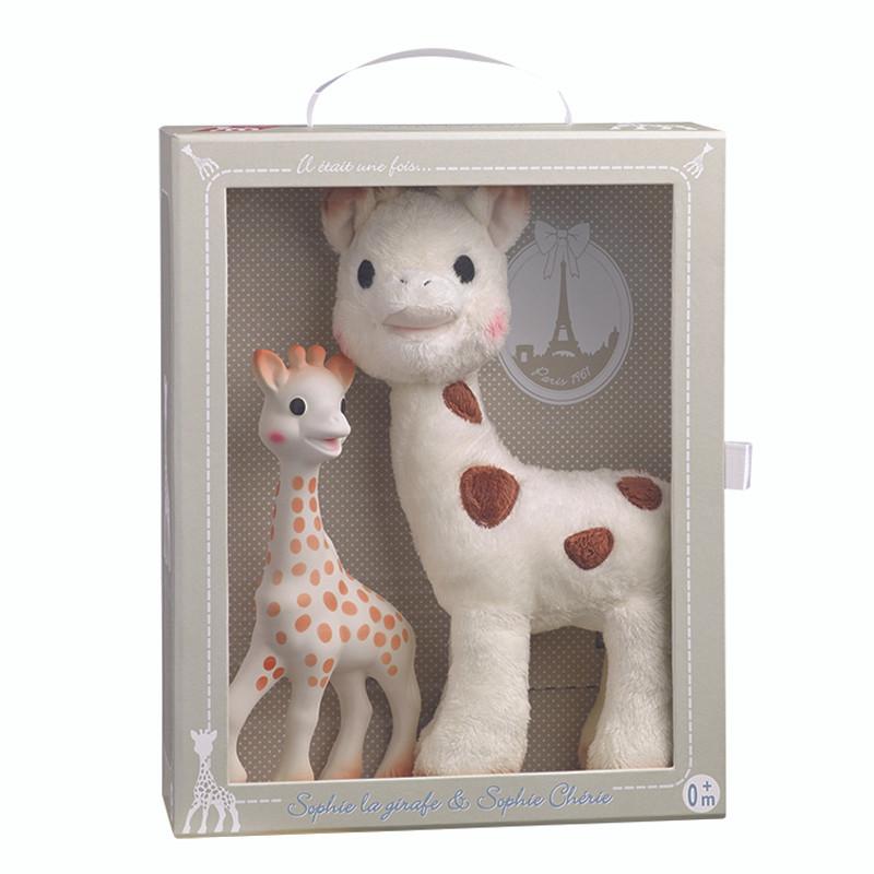 Sophie The Giraffe Set Sophie La Girafe Plush Bebeprecious