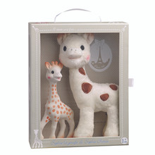 Sophie the Giraffe – Set Sophie la girafe & Plush