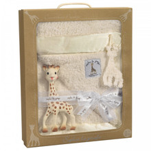 Sophie the Giraffe Prestige Blanket