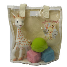 Sophie the Giraffe Activity Bag