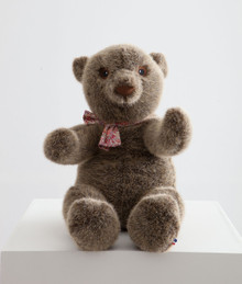 Pamplemousse Robert the Bear – 12 inches Stone Color