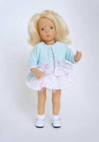 """Petitcollin """"Joelle"""" doll Minouche 13 in Sylvia Natterer"""