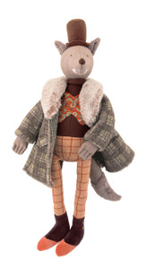 Moulin Roty Mr. Gentleman The Wolf