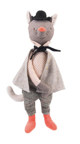 Moulin Roty The Gallant Cat Doll