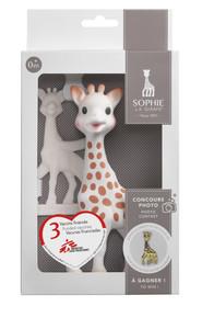 Sophie the Giraffe Gift set Sophie la girafe award & teether