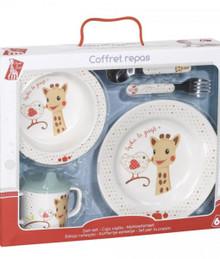 Sophie The Giraffe Dish Set
