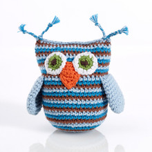Pebble Blue Owl