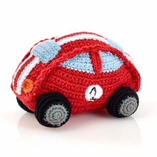Pebble Racing Car Red