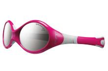 Julbo Looping 2  Sunglasses Fuchsia/Gray  12-24 months
