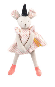 Moulin Roty Mimi mouse doll