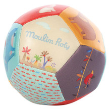 Moulin Roty Les Papoum Soft ball