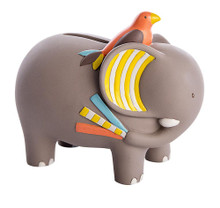 Moulin Roty Elephant money box