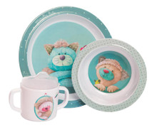 Moulin Roty Les Pachats Baby dish set