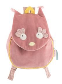 Moulin Roty Backpack, owl, Mademoiselle et Ribambelle