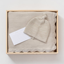 Heirloom Organic Cotton Gift Set - Mist
