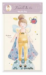 Moulin Roty Cut out fairy to dress Il était une fois