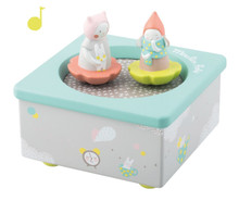 Moulin Roty Musical box Les Petits Dodos