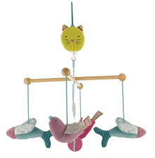 Moulin Roty Musical Mobile Les Pachat