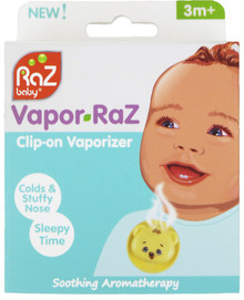 Razbaby Vaporizer on the Go