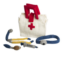Papoose Felt Doctor Kit