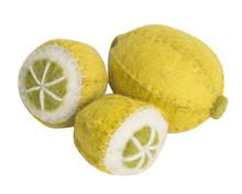 Papoose Felt Lemon