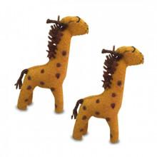 Papoose Felt Giraffe