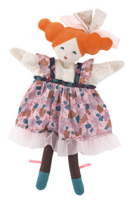 Moulin Roty The Alluring Dame hand puppet