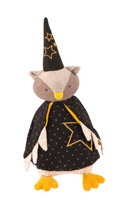 Moulin Roty The Owl Magician doll