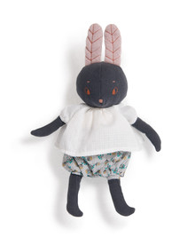 Moulin Roty  Lune the rabbit Aprs la pluie